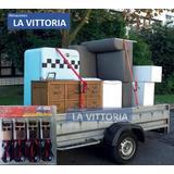 Cinta Resistente Para Amarrar Carga Mercaderia Camionetas
