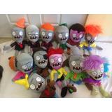 50cm Peluches Peluche Angry Birds Zombie Vs Plantas
