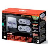 Consola Super Nintendo Retro Con Conexion Hdmi Y 21 Juegos
