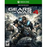 Gears Of War 4 Digital Original Para Xbox One