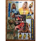 Posters De Famosas Ecuatorianas En Revista Estadio