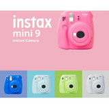 Instax Mini 9 Camara