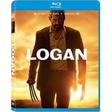 Logan Blu-ray + Digital Hd With Ultrav