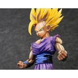 Muneco De Dragon Ballz Gohan Goku 100% Original Autentico