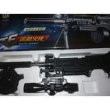 Airsoft Gun Model Bbs 6mm Model 1 - Rif992 Snake Tiger Laser