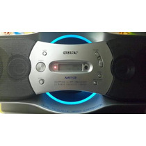 Radio Grabadora Super Bass Mp3 Am Fm Cd Sony Vendo O Cambio