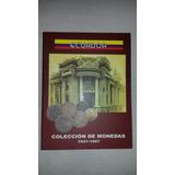 Excelente Estado! Coleccion De Monedas De Ecuador 1937 -1997