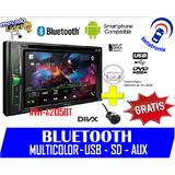 Radio Pioneer Avh A205bt Bluetooth Dvd Spotif Envio Nacional