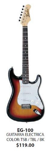 Guitarra Eléctrica Excelente Calidad Y Precio Mas Karaoke