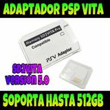Adaptador Sd2vita Versión 5.0 Soporta Hasta 512gb Comp 6.70