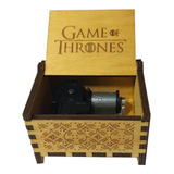 Caja Musical De Cuerda Game Of Thrones Intro Juego Tronos
