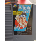 Karate Kid Juego Nes Original Nintendo
