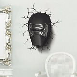 Poster Sticker 3d Kylo Ren Star Wars