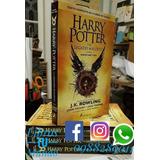 Harry Potter Y El Legado Maldito - J.k. Rowling Libro Nuevo