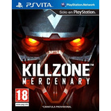 Killzone Mercenary Digital Para Ps Vita