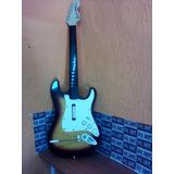 Guitarra Xbox Inalambrica $ 60