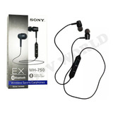 Audifonos Bluetooth Sony Ex Mh-750 Headset Manos Libres