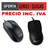 Mouse Genius / Quasad Nuevo Inc Iva