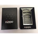 Fosforera Zippo Jack Daniels Nueva Y Originaloriignal