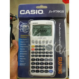 Calculadora Casio Fx-9750 Gii + Estuche  Original Envios