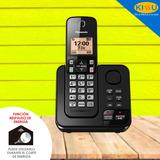 Telefono Inalambrico Panasonic 1 Base Teclado Luz Contestado