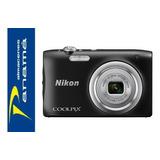 Nikon Coolpix A100 - Cámara Digital Compacta 1/2.3 , 4,6-23