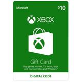 Tarjeta Xbox Store $10