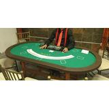 Mesas De Casino - Blackjack, Poker, Ruleta