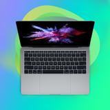 Macbook Pro 13,3 2017 Retina 256gb Ci5 8gb Ram 2,3ghz