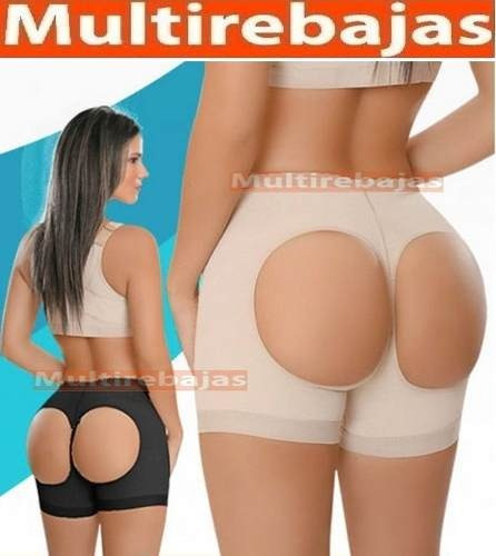 59c7af29e Panty Calzon Faja Colombiano Reductor Con Latex Levantacola