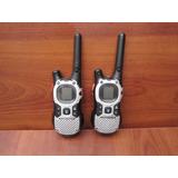Radios Motorola Mj270 Mr 2-vias 43 Km Linterna Carga Usb
