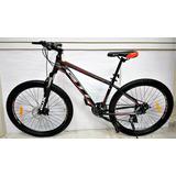 Bicicleta 27.5 Gti Shimano 24 Vel. Cuadro Aluminio Importada