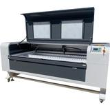 Maquina Corte Cortadora Grabado Grabadora Laser Mdf 2 Cabeza