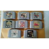 Rugrats, Carreras ,  Nba  Xena Juegos Nintendo 64 N64