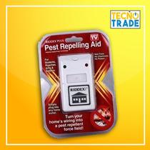 Repelente Ultrasónico Ratones Plagas Ridex Plus Pest Repelli