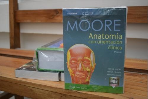 Anatomia De Moore 8va Edición