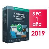 Kaspersky Small Office Security V6 1 Server 5 Pc Empresas