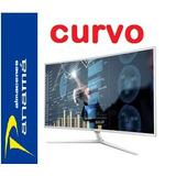 Aoc Monitor Curvo 40 Full Hd  Nuevos !!! Sellados