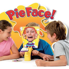 Juego De Mesa Famoso En Estados Unidos Pie Face Pastelazo