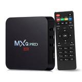 Tvbox Mxqpro 1 Ram 8 Rom 905w Precio De Oferta