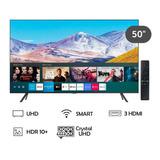 Samsung Smart Tv 50tu8000 Crystal Uhd 4k Modelo 2020 Inc Iva