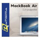 Macbook Air 128ssd  Core I5  8gb Ram 11 Pulgadas Inlcuye Iva