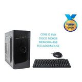 Cpu Computadora Intel  Core I5 8va Gen 1tb 4gb, I7