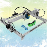 Maquina Laser Cnc Cortadora Grabadora Sellos Fomi Tela Papel