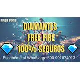 Recarga Diamantes En Free Fire (recarga Por Id)
