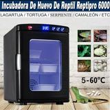 Incubadora De Huevo De Reptil Reptipro 6000