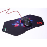 Mouse Gamer 6 Botones Marvo M309+pad Mouse G1 Gaming