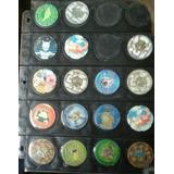 Lote De 50 Tazos De Pokemon