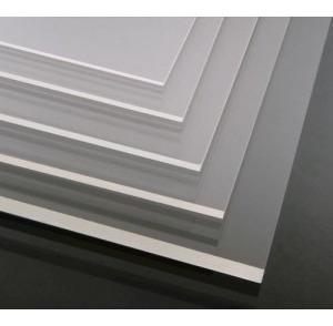 Acrilico Laminas Transparente Plancha Blanco 3mm Corte Laser