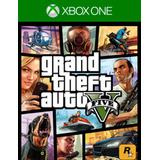 Grand Thef Auto 5 Gta V Xbox One Offline